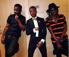 Wizkid and R2bees