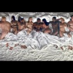 "Rap Mogul Kanye West Gets Naked with Fake Taylor Swift, Donlad Trump, Rihanna, Chris Brown, Ray J, Bill Cosby & More in "" Famous ""Music Video"