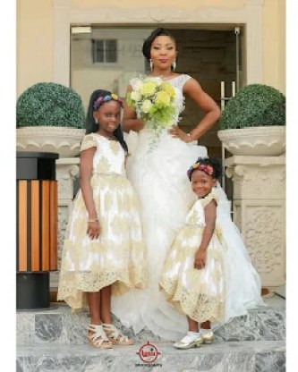 Ronke Giwa Wedding Photos 12