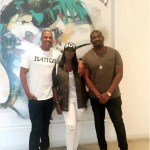 #NaijaToTheWorld : Tiwa Savage & Don Jazzy Meet Jay-Z as Tiwa Savage Signs Roc Nation Deal
