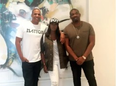 Tiwa Savage & Don Jazzy Meet Jay-Z