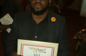 Puffy Tee Wins First Award in 20 Years