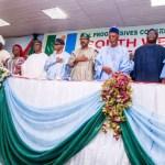 Gov Abiola Ajimobi, Rauf Aregbesola and Others Call For True Federalism, Regional Integration