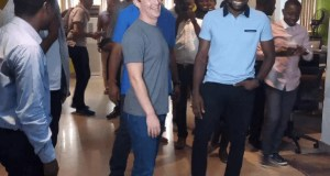 Mark Zuckerberg Visits Nigeria