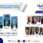 What's in Your Hand: A Strategic Tool! D'banj, Alibaba, Gbenga Adeyinka, Funke Buknor Obruthe,Tosin Ajibade and Others Headlines for OSMD Network's Youth Empowerment Summit in Ibadan
