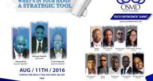 OSMD Network Summit in Ibadan