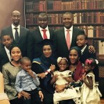 Meet Aliko Dangote Children's that Look Exactly Like Him , Photos from Dangote's Daughter Graduation in UK