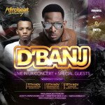 Four Years After, Nigerian Music Legend D'banj Announces Biggest UK Headline Tour