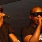 After 4 years of Mo'Hits Records Split, D'banj and Wande Coal Re-Unite at Tee A's 20th Anniversary Celebration