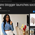 """ Facebook is My Competition "" as Linda Ikeji's Social Networking Platform gets Featured on CNN"