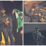 Naija Artistes Sweep Afrima Awards 2016, as Wizkid, Phyno, Flavour, Aramide Wins Big + Full List of Winner at Afrima Awards 2016