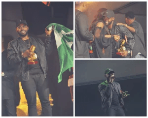 Image result for winners of 2016 afrima award