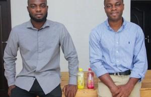 Seun and Seyi Abolaji