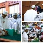 Breakdown of President Muhammadu Buhari's N7.298 trillion 2017 Budget Proposes to Joint Session of National Assembly