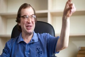 Founder of MMM Sergey Mavrodi
