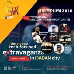 "Tech Event : Ibadan to Host IB Tech Jam 2016 "" Technology: Uncovering the Opportunities """
