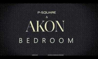P-Square -- Bedroom Ft. Akon Cover Art