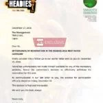 Breaking : Tekno Disqualified from Headies Next Rated Award