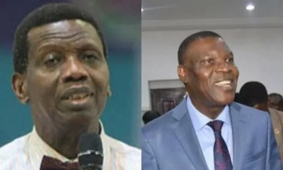 Pastor Adeboye and New RCCG GO