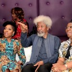 Photos from Private Screening of The Wedding Party with Prof Wole Soyinka and Her Excellency, Mrs Abimbola Fashola