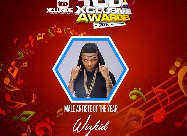 TooXclusive Awards 2016