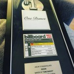 Wizzy Lion of Africa! ASCAP Honour Wizkid for Writing Drake's One Dance
