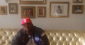 Iyanya at Roc Nation