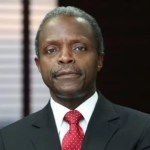 "Acting President Yemi Osinbajo Speaks on Buhari Health Status "" The President is Hale and Hearty. I spoke to Him Just this Afternoon """