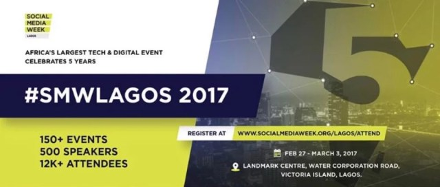 Social Media Week 2017 GYOnlineNG