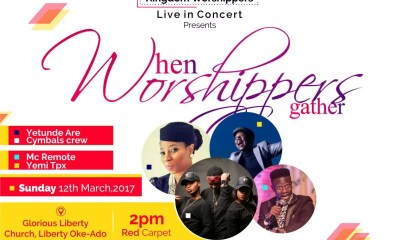 When Worshippers Gather