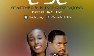 Olasumbo -- Ese Ft. Goke Bajowa Cover Art