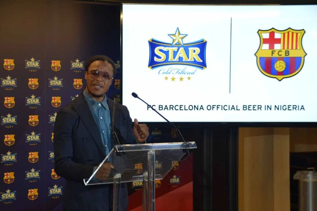 Star Lager Beer and FC Barcelona 02