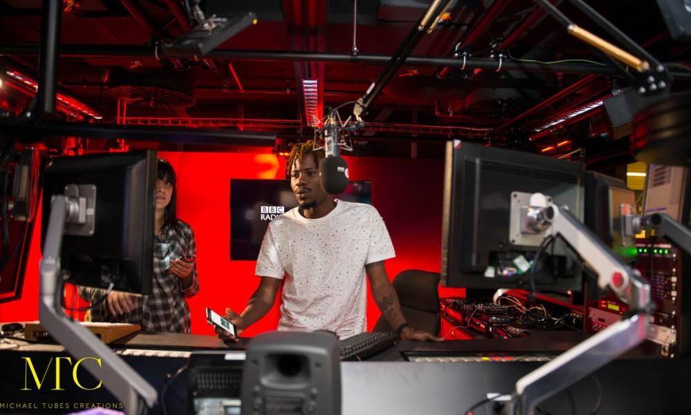 Ycee on BBC Radio 1 Xtra 00