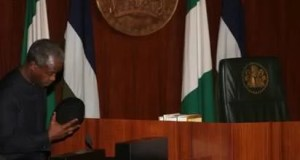 Buhari Miss FEC Meeting