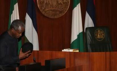Buhari Miss FEC Meeting