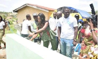 Debie-Rise Commissions New Borehole In Kogi 01