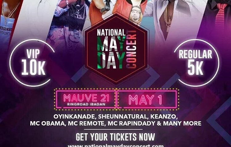 National May Day Concert in Ibadan 04