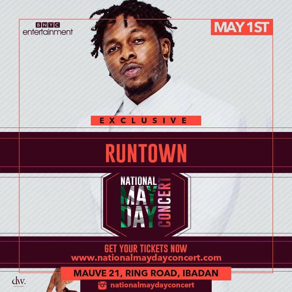 National May Day Concert in Ibadan