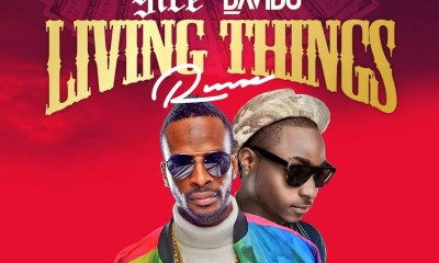 9ice -- Living Things Ft. Davido (Remix)