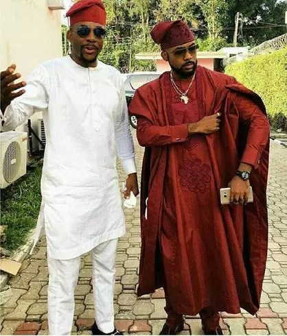Banky W and Adesua Etomi Introduction Ceremony 00