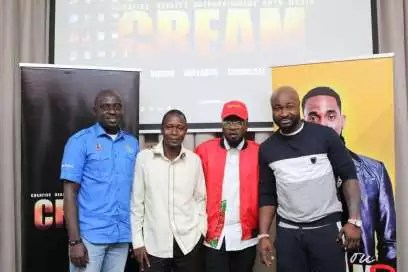 Dbanj Cream Winner 00