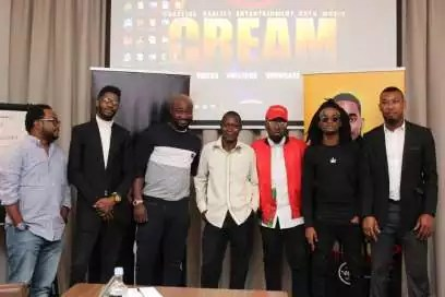 Dbanj Cream Winner 01