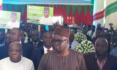 photos from Fayose for president 01