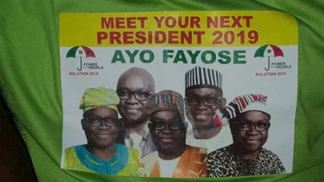 photos from Fayose for president 03