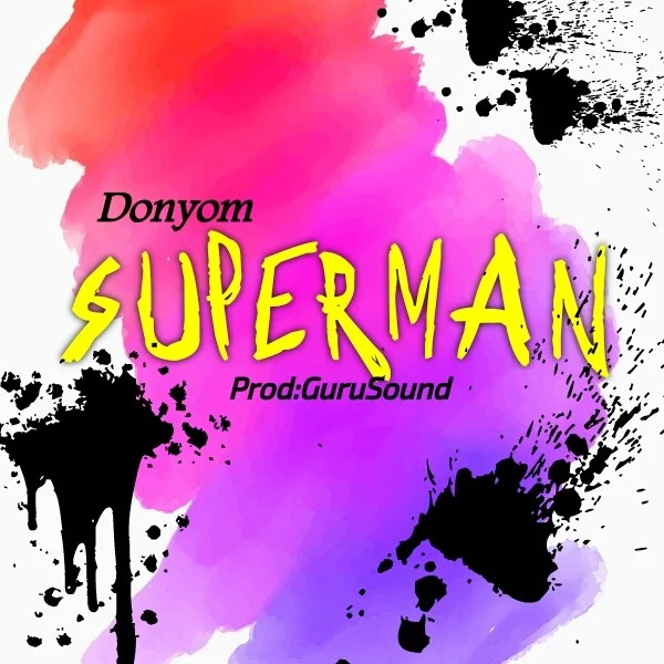 DonYom -- Superman Cover Art