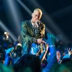 """Veteran Rapper Eminem Completely Murder American President in BET Freestyle """" We f***ing hate Trump """""""