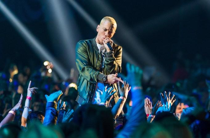 Eminem Murder Trump in BET Freestyle 00
