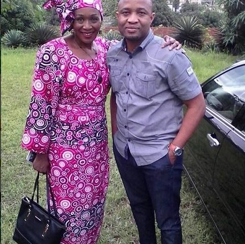 Kemi Omololu-Olunloyo and Edmund Obilo