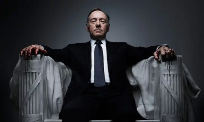 Kevin Spacey of House of Card Movie 00