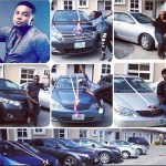 Loyalty Pays As Gospel Minister Tim Godfrey Gives Out 5 Cars to Band Members in One Day